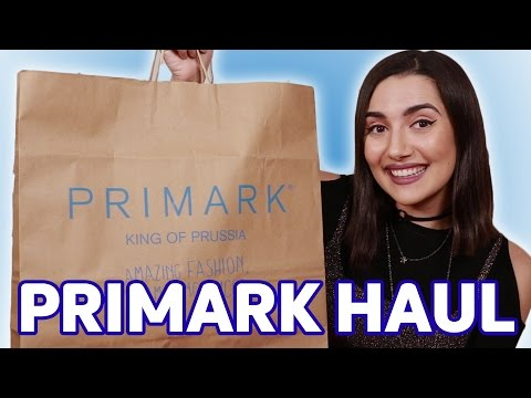 Thumbnail: My First Primark Haul