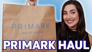 Download My First Primark Haul Mp3 and Videos