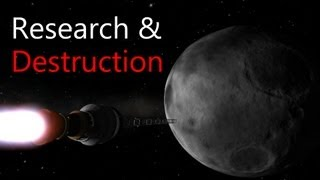 Kerbal Space Program: Research & Destruction