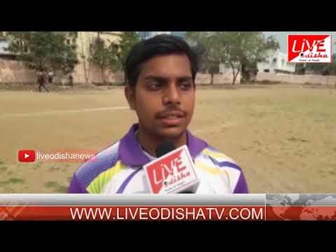 Special Report : Selected International Ball-Badminton Berhampur Asutosh Rath