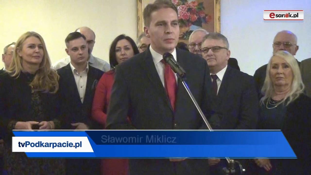 SANOK: Video z całej konferencji prasowej zjednoczonej opozycji