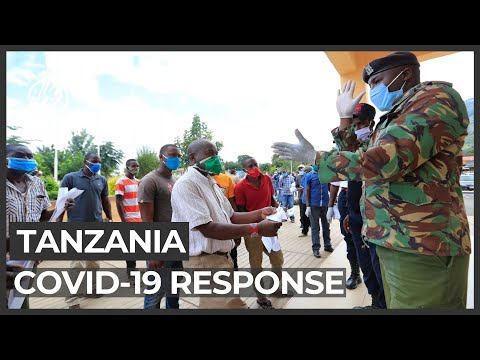 Tanzania COVID-19 response: Government accused of a coverup