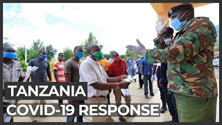 Tanzania COVID-19 response: Government accused of a coverup
