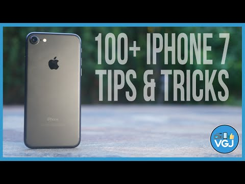100+ Tips and Tricks for the iPhone 7 and iOS 10. The Ultimate Guide in less than 30 minutes!
