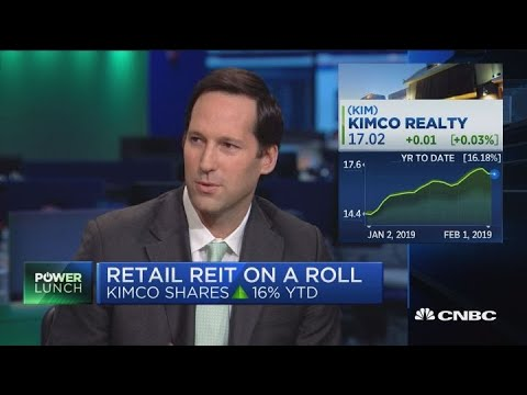 Kimco Realty Corp positions for retail future: CEO Conor Flynn