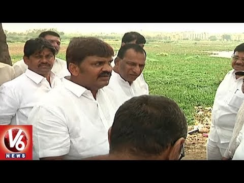 GHMC Plans To Set Hyderabad Lakes Conservation Committee   V6 News