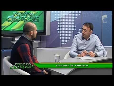 Repriza de Sport & Observator A1 Pitesti 03 02 2017