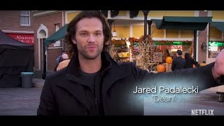 Gilmore Girls (Jared) -  'We're Back' Featurette HD