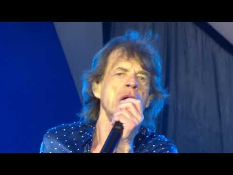 Just Your Fool, The Rolling Stones, Croke Park, Dublin, Ireland