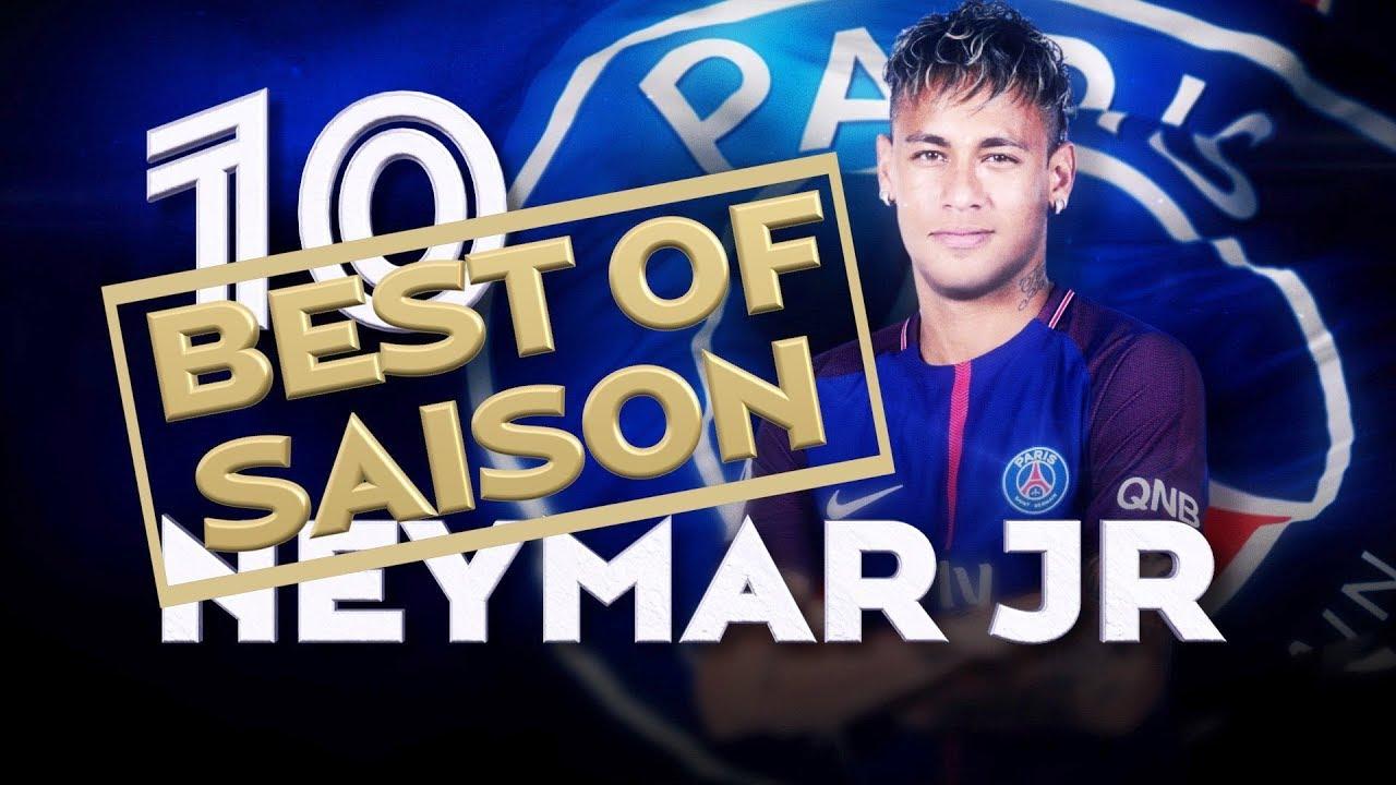 BEST OF 2017-2018 - NEYMAR JR