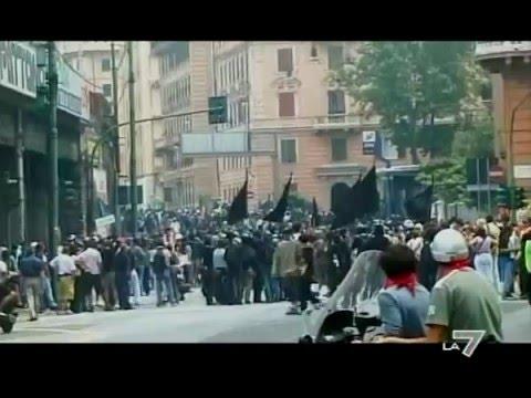 Genova g8 2001 Il seme della follia pt1