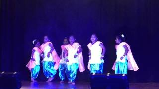 Amazing Kids on Stage - JMA Xmas 2015 -HD-jali toh, bujhi na, kasam se koyla ho gayi hum