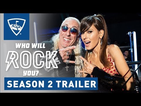 Who Will Rock You? | Returns for Season 2 | Topgolf