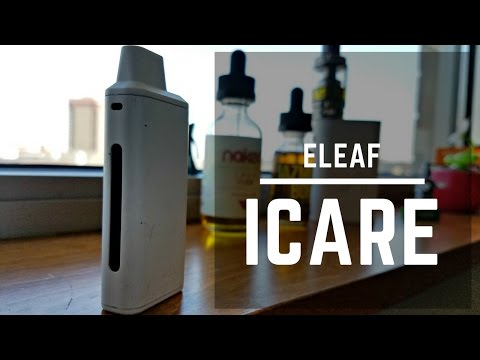 Hardware Review: Eleaf iCare