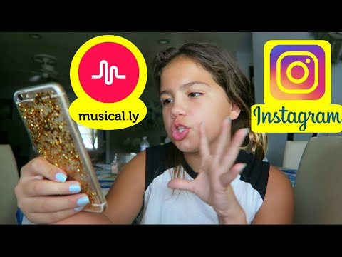 """REACTING TO MY SUBSCRIBERS MUSICALLY'S / INSTAGRAM """"ALISSON"""""""