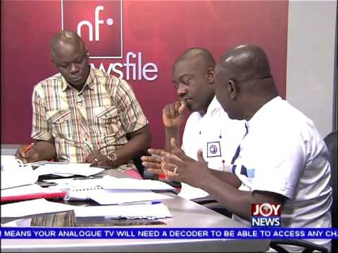 Bawumia's Economic Lecture PT.2 - Newsfile on Joy News (10-9-16)