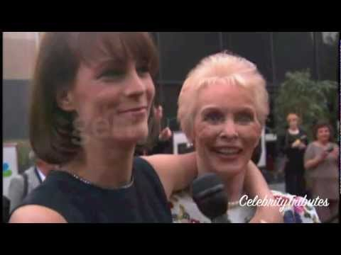 Jamie Lee Curtis & Janet Leigh (1995 Screen Actors Guild SAG Awards)