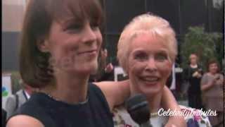 Jamie Lee Curtis & Janet Leigh (1995 Screen Actors Guild SAG Awards)