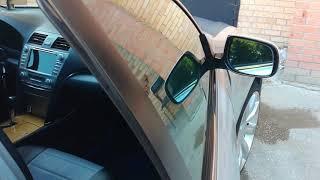 Toyota Camry 40. Замена ограничителей передних дверей от VAG.