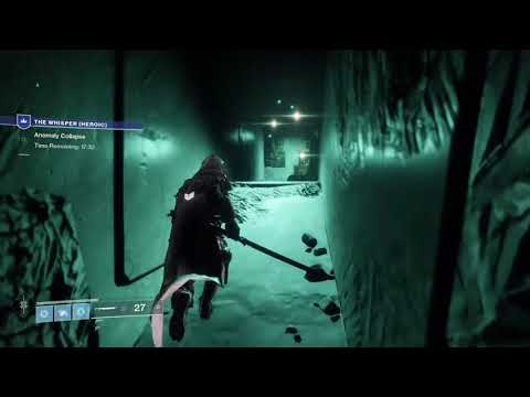 Destiny 2's Whisper of the Worm/Black Spindle secret exotic guide
