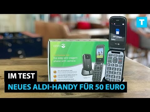 Aldi-Handy Doro PhoneEasy 613 im Test | TECHBOOK