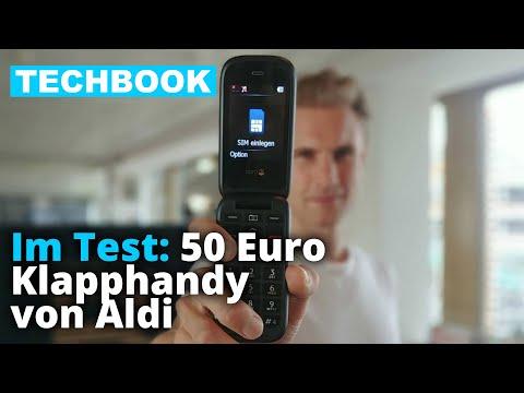 Aldi-Handy Doro PhoneEasy 613 im Test | TECHBOOK