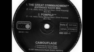 Camouflage - The Great Commandment (Justin Strauss Mix)
