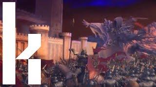 Трейлер игры Gods and Glory, компании Wargaming