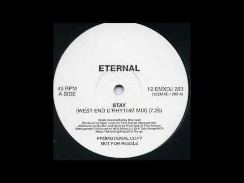 (1994) Eternal - Stay [West End D'Rhythm RMX]
