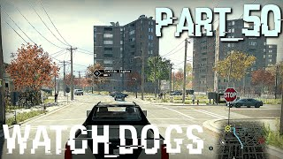 Watch Dogs Full Walkthrough in 4K Ultra HD, Part 50: Working with My Man Bedbug (Let