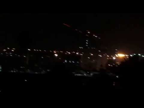 You can hear this every night at 9pm.....From the Airforce base at Los Angeles Harbor
