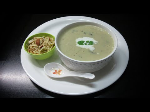 Healthy Soup Recipe – Lauki Soup Recipe – Bottle gourd soup – How to make Lauki soup