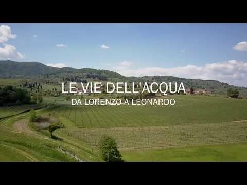Le vie dell'acqua - Da Lorenzo De' Medici a Leonardo da Vinci | Primo tratto