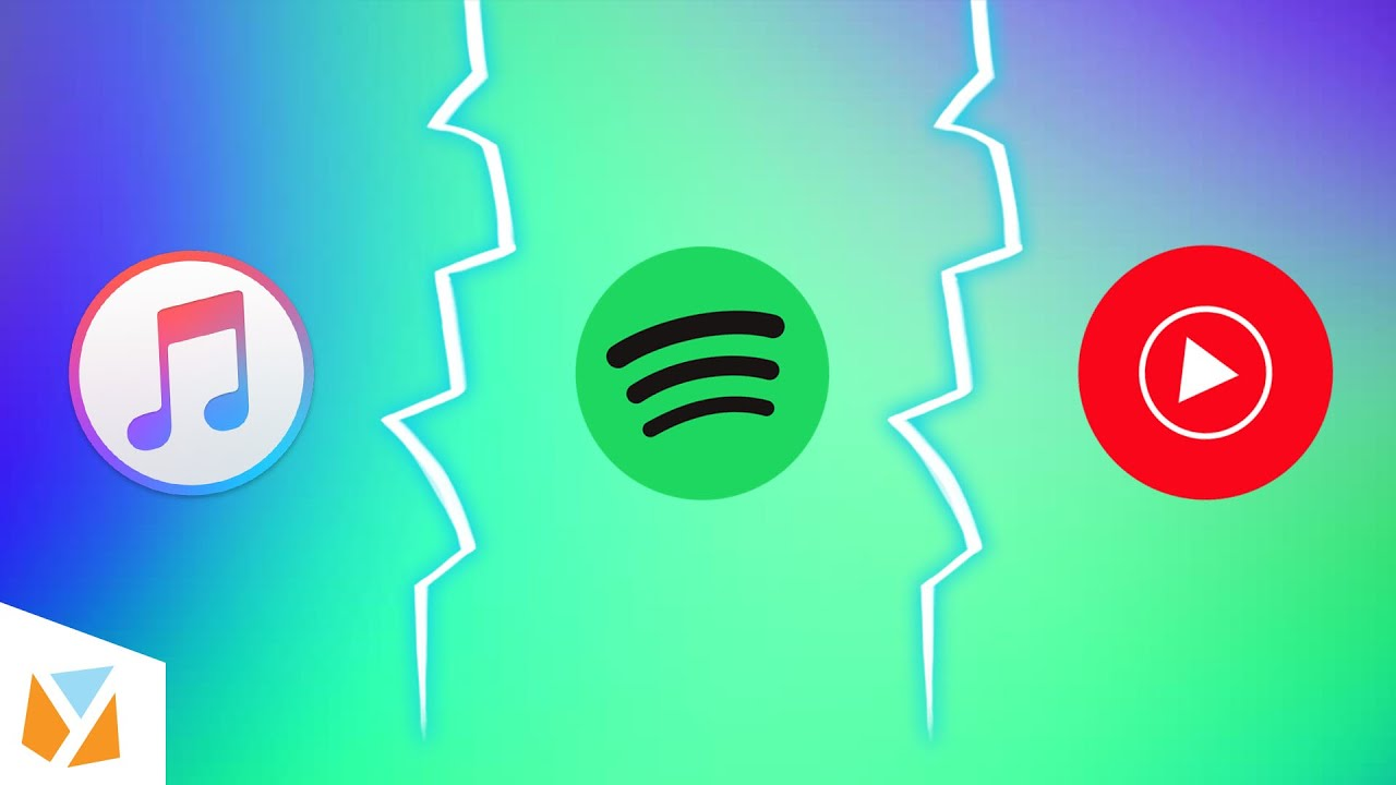 Spotify Vs Youtube Music Vs Apple Music The Battle Of Music Streaming Apps Youtube
