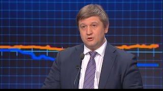 Данилюк  Стабилизация экономики позволяет правительству заниматься реформами – Свобода слова