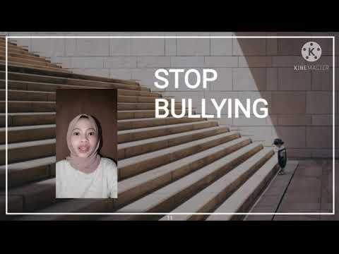 Speech of Bilingual Program FAB 2021 || Stop Bullying