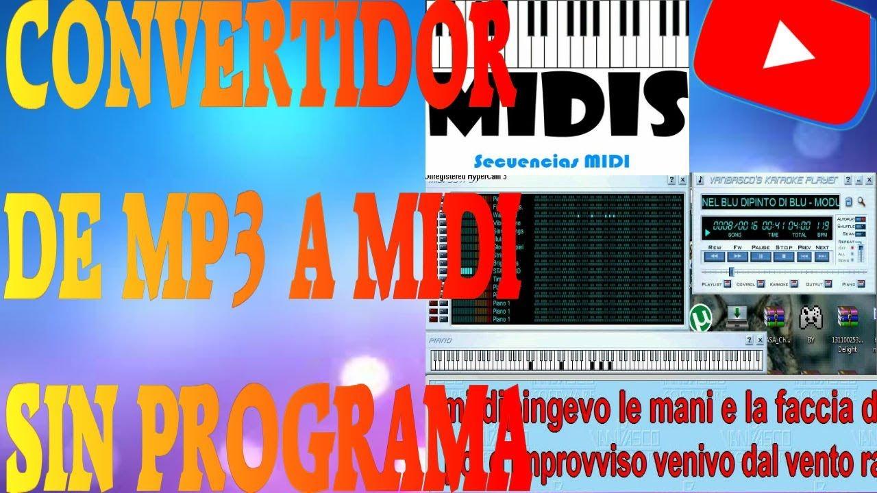 convertidor mp3 sencillo gratis en espanol