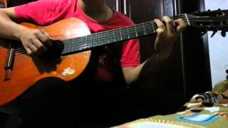 Suy Nghĩ Trong Anh - Guitar Cover
