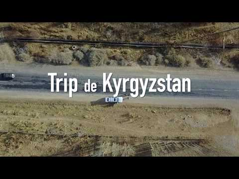 Trip de Kyrgyzstan / December 2017