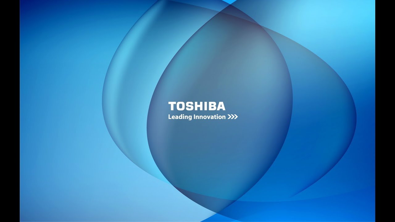 Toshiba Advertisement Youtube