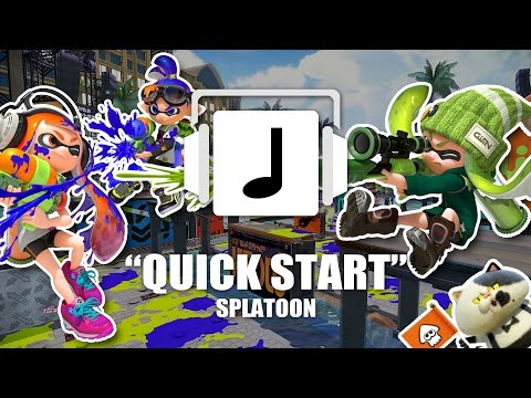 """Quick Start"" Splatoon Remix"
