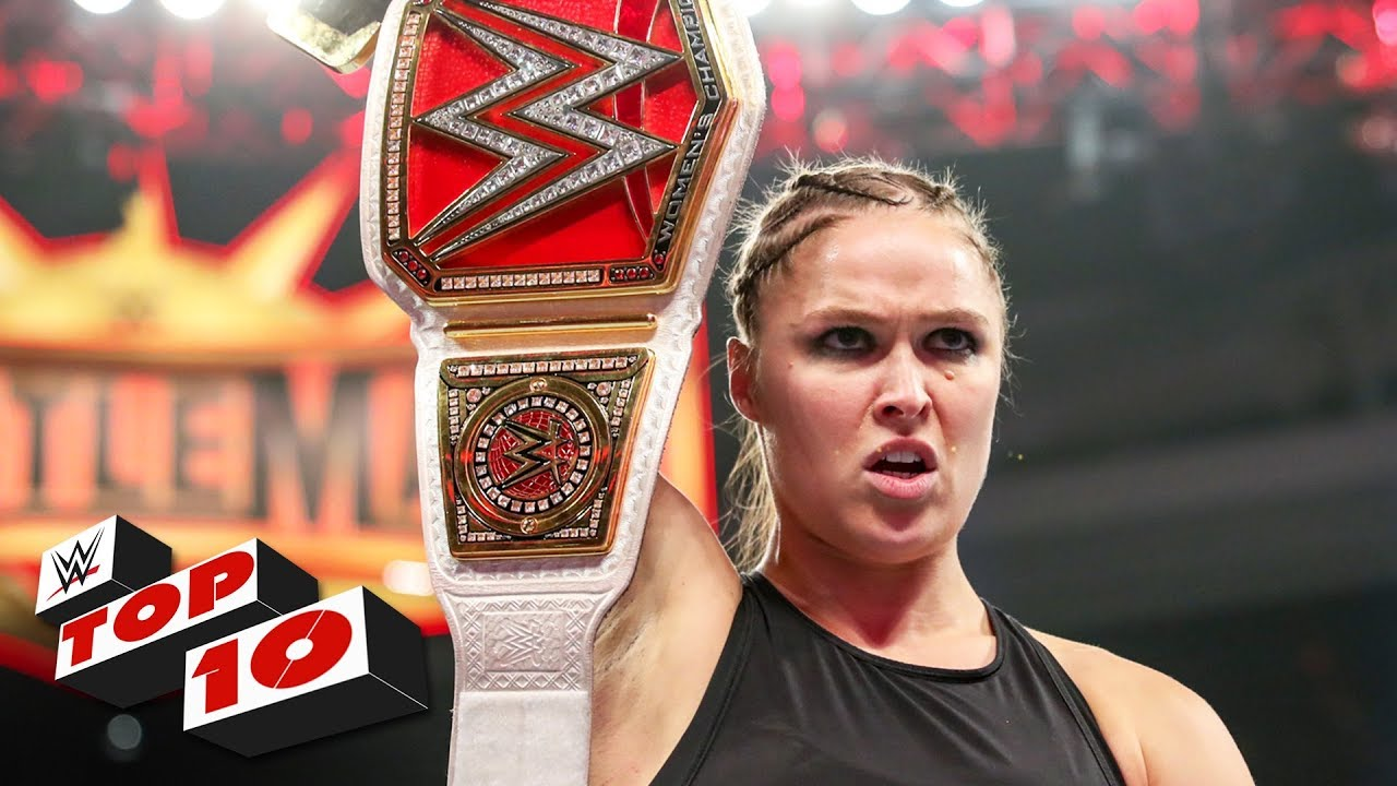 Top 10 Raw moments: WWE Top 10, March 4, 2019