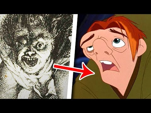 The VERY Messed Up Origins of Hunchback of Notre Dame | Disney Explained - Jon Solo
