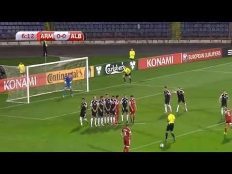 АРМЕНИЯ - АЛБАНИЯ - 0:3 Обзор матча Евро-2016