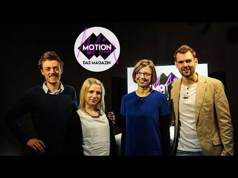 MOTION - Das Magazin: Menschen in Bewegung
