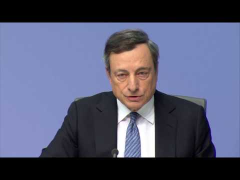 ECB Press Conference - 20 October 2016