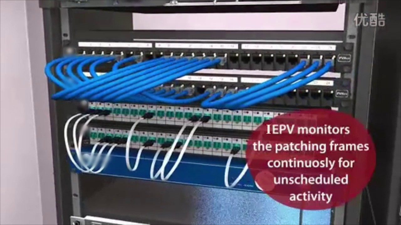 Intelligent Patch Panel Smart Patch Panel Iepv Youtube
