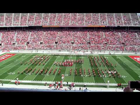 The Ohio State University Marching Band - Star Trek