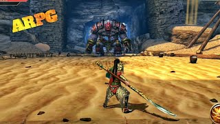 Top 10 Action RPG Games With Amazing BOSS Fights Android 2020 HD High Graphics