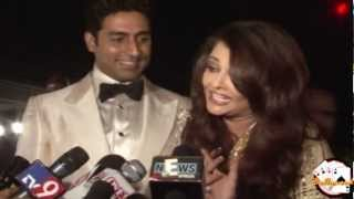 Aishwarya Rai N Abhishek Bachchan At Big Daddy